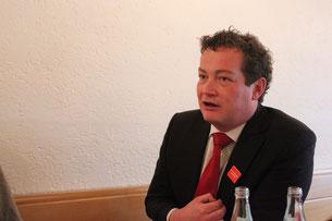 Bundestagskandidat Uli Grötsch