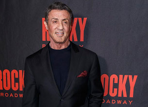 Sly Stallone ©Stage Entertainment