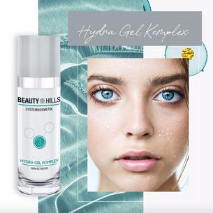 Beauty Hills, Kosmetik, Algen, Phytoplankton, Anti-Aging, Pflanzenextrakte, Hydra Gel Komplex