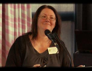 Marike Reid-Gaudet, anthropologue et chercheuse en sociologie de l'éducation