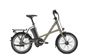 Raleigh Leeds Impulse Compact - Kompakt/City e-Bike 2018