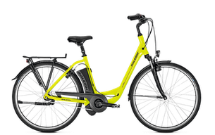 Raleigh Dover Impulse 7 - City e-Bike 2018