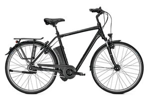 Raleigh Dover Impulse XXL - e-Bike XXL 2018