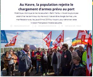 Francia - Le Havre