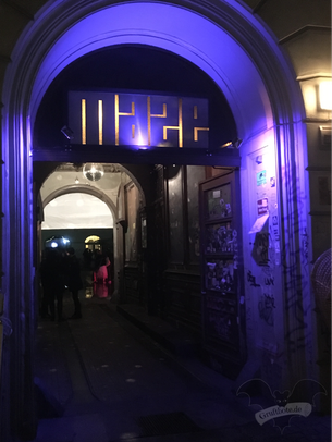 Maze-Club in Berlin, 22. April 2017 / Foto: Batty Blue
