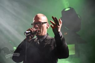 Covenant, E-tropolis-Festival 2017 / Foto: Dunkelklaus