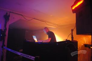 DJ Lo-Renz, Dark Tower Party vol. 5 am 4. Februar 2017 in Hannover / Foto: Dunkelklaus