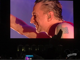 Dave Gahan (Depeche Mode) in Hannover, 12. Juni 2017 / Foto: Dunkelklaus