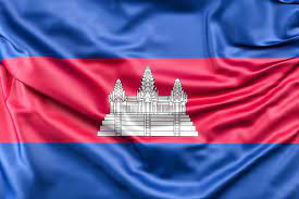 Drapeau officiel du Cambodge