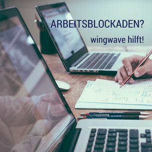 wingwave Hamburg - Arbeitsblockaden