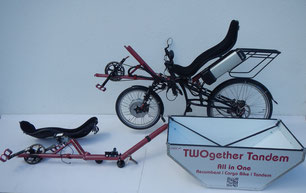 """TWOgether"" Bicyle- Components"