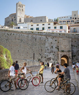 Bamboo Bike Tours in Ibiza