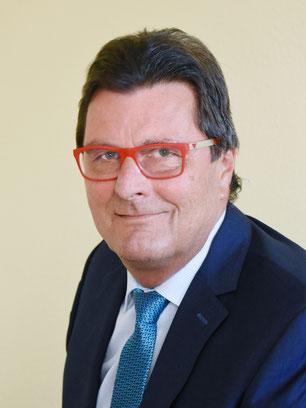 Vorstand des ZBV Oberfranken - Dr. Reiner Zajitschek, 2. Vorsitzender