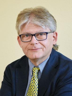 Dr. Rüdiger Schott, 1. Vorsitzender