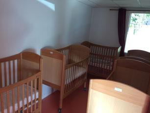 La chambre des plus jeunes