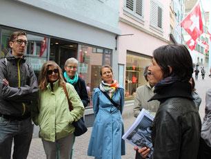 Zürich Tour Stadtführungen: Langstrasse