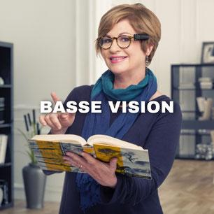 opticien nice / grosgogeat / essilor / basse vision nice / loupe nice / teleagrandisseur