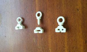 Pièces taraudées filetées en impression 3D