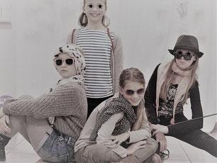 Teenagergeburtstag Fotoshooting Düsseldorf Mädchen Freunde Fotoshooting