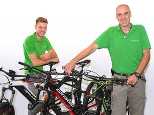 e-Bike Händler von der e-motion e-Bike Welt Herdecke