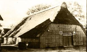Bauernhaus, etwa 130 Jahre alt, aus dem 19. Jahrhundert