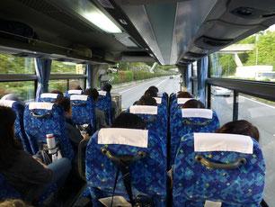 グルメと快適なバスで大満足な旅でした!