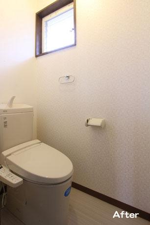 2Fトイレ(施工後)