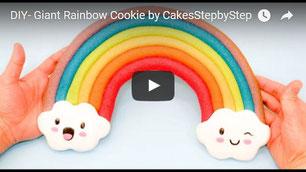 rainbow cookie