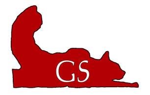 Ein Kater im Stiefel, Entwurf für ein Verlags-Logo
