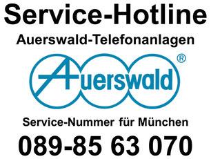 Service-Hotline: 089.85 63 07.0