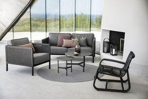 Encore Garten-Lounge von Cane-line