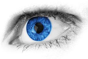 Trockene Augen Verschwommen Sehen