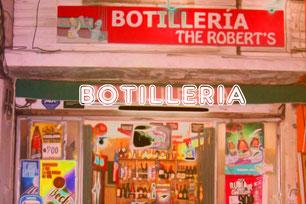 Botilleria THE ROBERT´S - Irarrázaval 3235, Ñuñoa