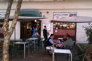 Fuente Italiana - Paseo Bulnes 251, Santiago