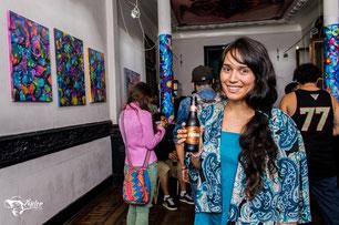 Lira Bar Galeria - Compañia de Jesus 2085, Santiago