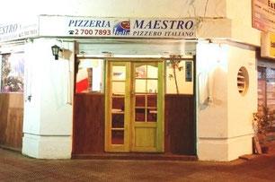 Maestro Pizzero - Av. Manuel Montt 1046, Providencia
