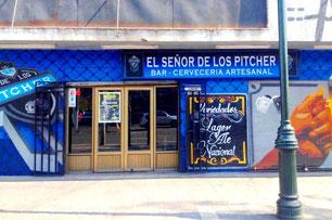 El Señor de los Pitcher - José Miguel Carrera 8637, La Cisterna