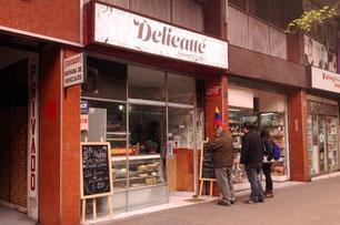 Delicatte - Merced 641, Santiago