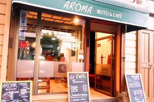 Aroma Resto & Cafe - 2 Poniente 281, Viña del Mar