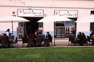 Hambre - Paseo Bulnes 395, Santiago