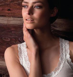 lingerie blanche & ivoire