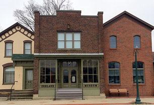 Dekker Huis Zeeland Museum | PO Box 165 | 37 East Main Ave | Zeeland, MI 49464 | (616) 772-4079