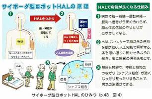 サイボーグ型ロボットHALの原理