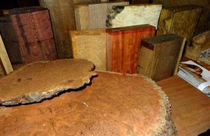 Drechselblocks, Drechselzuschnitte, Holz zum drechseln und schnitzen
