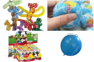 regali feste bambini roma