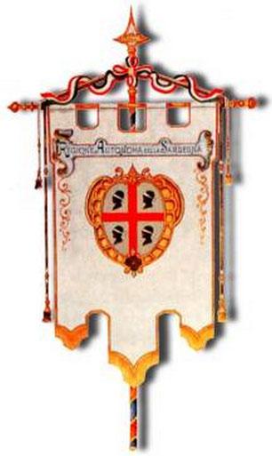 Gonfalon de la Sardaigne