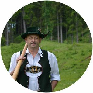 Alphornbläser Tegernsee Schliersee München Georg Auracher