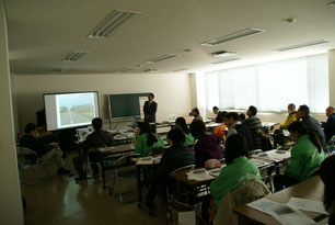 加藤理事さんの「長沼の歴史と思い出」
