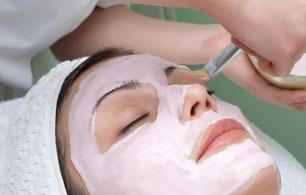soin du visage hydratant peau sensible, institut de beauté bio au Puy-en-Velay