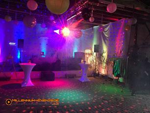 Lichttechnik DJ Gütersloh, NRW